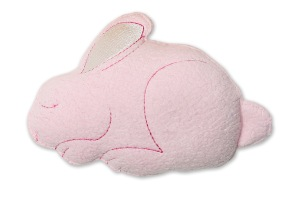 Zutano-Zootanomals-Bunny Plush Toy